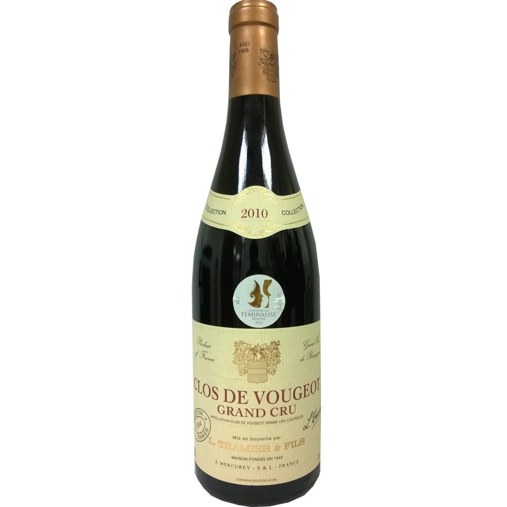 法國 勃艮地 鉈尼酒莊 梧玖園特級園 2010 紅葡萄酒
