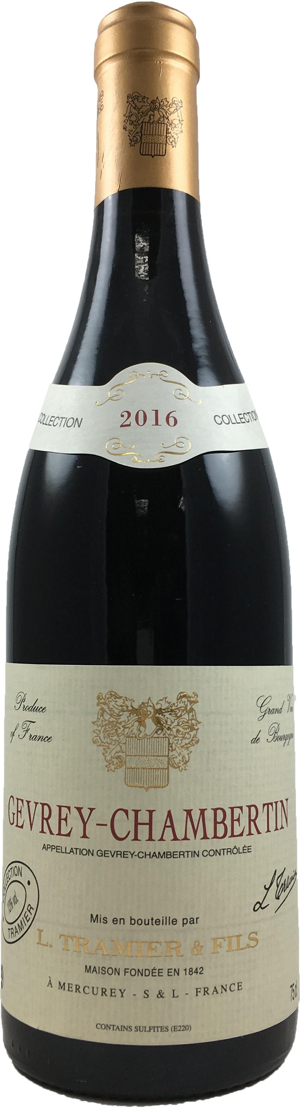 法國 鉈尼酒莊 勃艮地香波慕斯尼 2012 紅葡萄酒