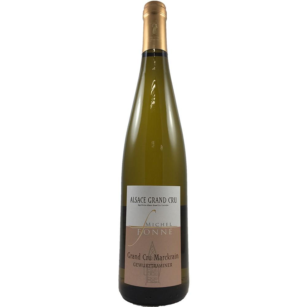 法國 阿爾薩斯 馬克瑞特級園 AOC米歇爾弗內酒莊 格烏茲塔明那 2013 甜白酒