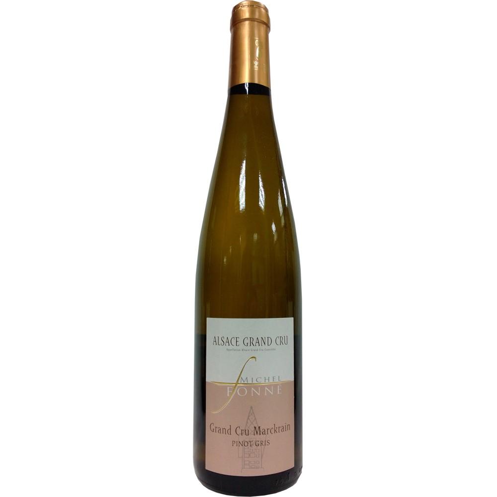 法國 阿爾薩斯 馬克瑞特級園 AOC 米歇爾弗內酒莊 灰皮諾 白葡萄酒2014