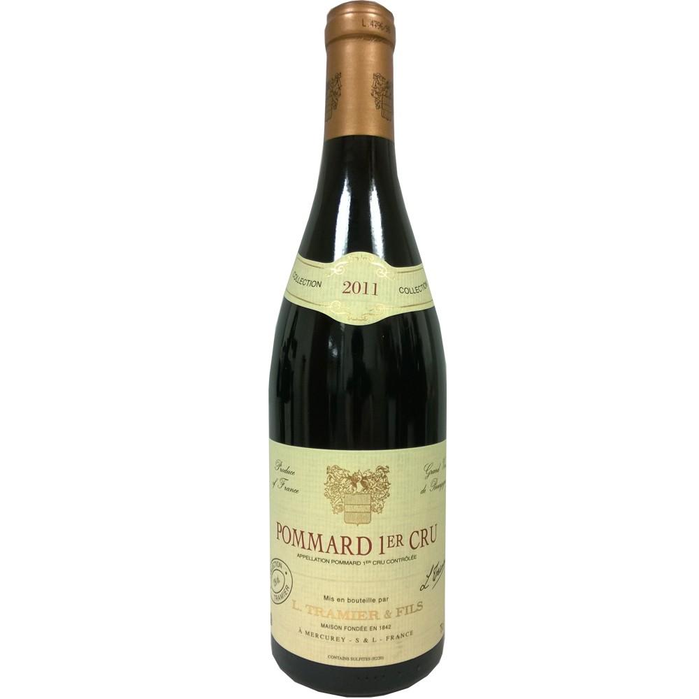 法國 勃艮地 伯恩丘 玻瑪一級園 AOC 鉈尼酒莊 黑皮諾紅酒2011