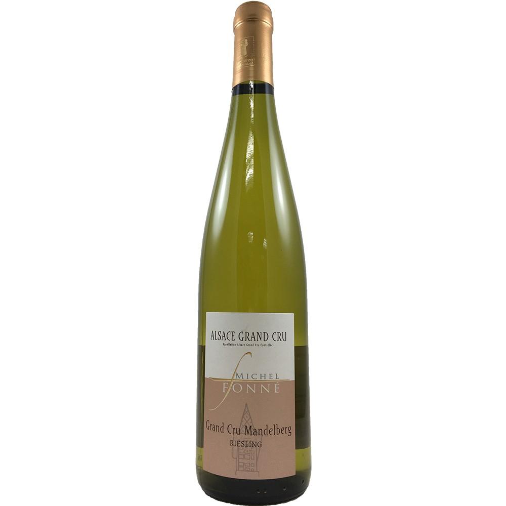 法國 阿爾薩斯 曼德伯特級園 AOC 米歇爾弗內酒莊 麗絲玲 白葡萄酒2014