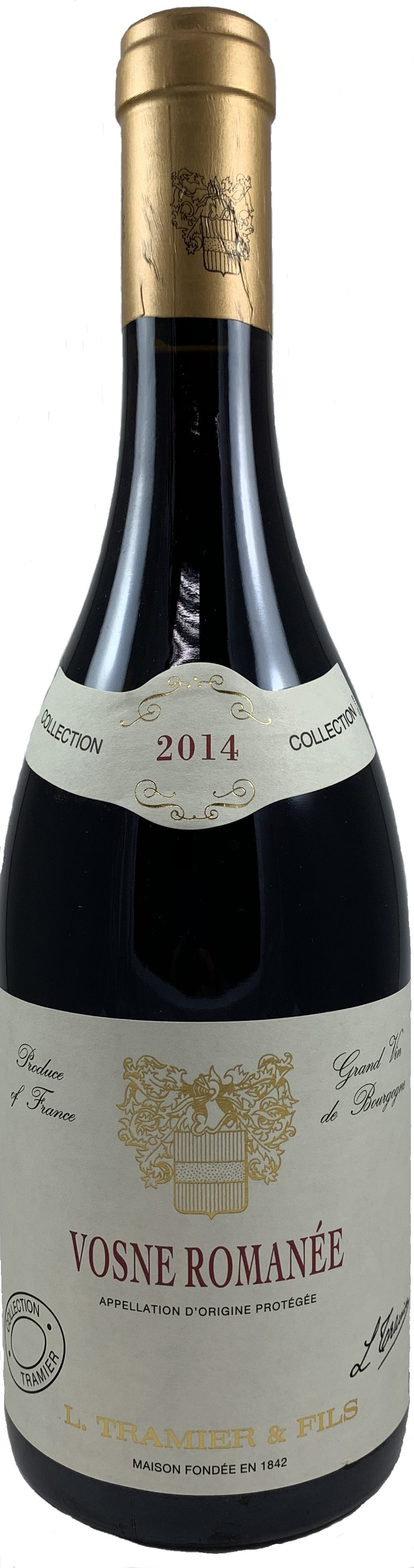 法國 鉈尼酒莊 勃艮地 侯馬內 2014 紅葡萄酒