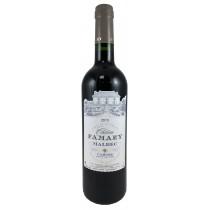法國 卡奧產區 法妹酒莊 馬貝克紅葡萄酒 2015