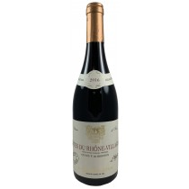 法國 鉈尼酒莊 隆河丘 布里紐村莊級 優質紅葡萄酒2016