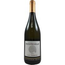 法國 胡西庸 佩吉酒莊 海螺系列 白蘇維儂葡萄酒 2015