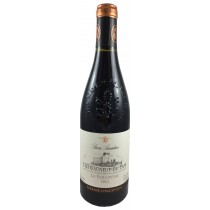 法國 隆河 教皇新堡AOC 2015  皮耶阿瑪德酒莊 百理優斯特別紅葡萄酒
