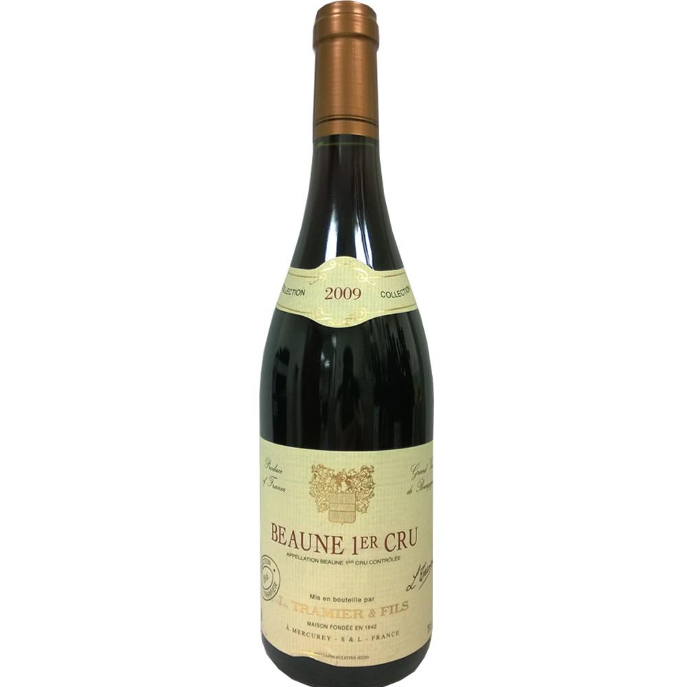 法國 勃艮地 鉈尼酒莊 伯恩丘一級園 2009 紅葡萄酒