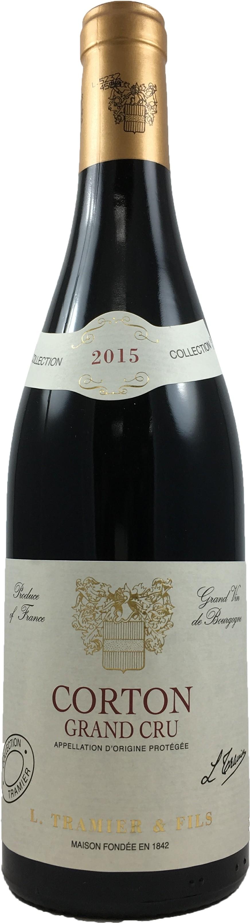 法國 鉈尼酒莊 科通特級園 2015 紅葡萄酒