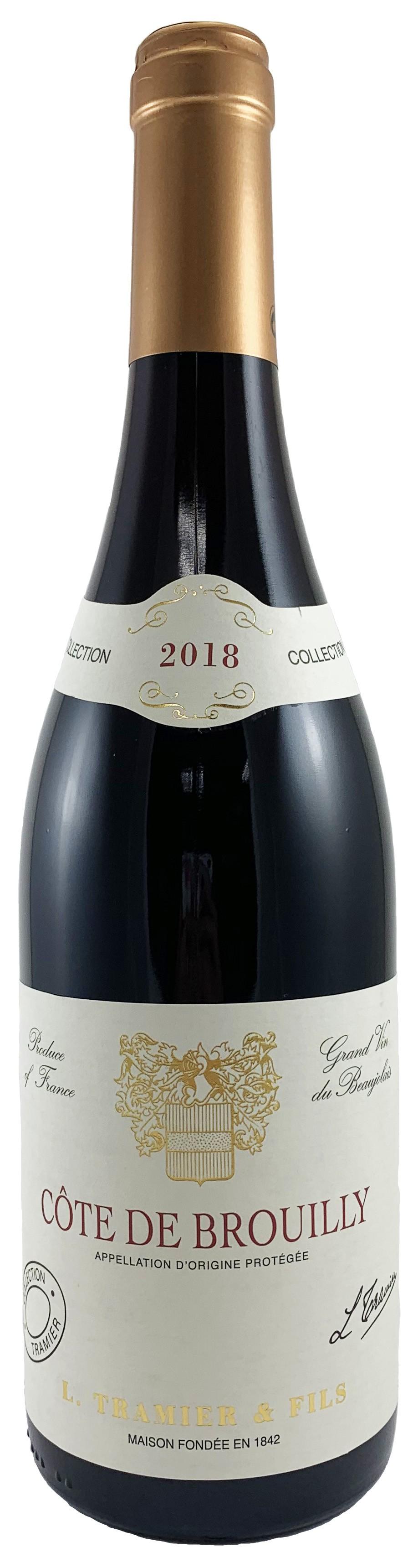 法國 鉈尼酒莊 布伊丘產區 特級紅葡萄酒2018