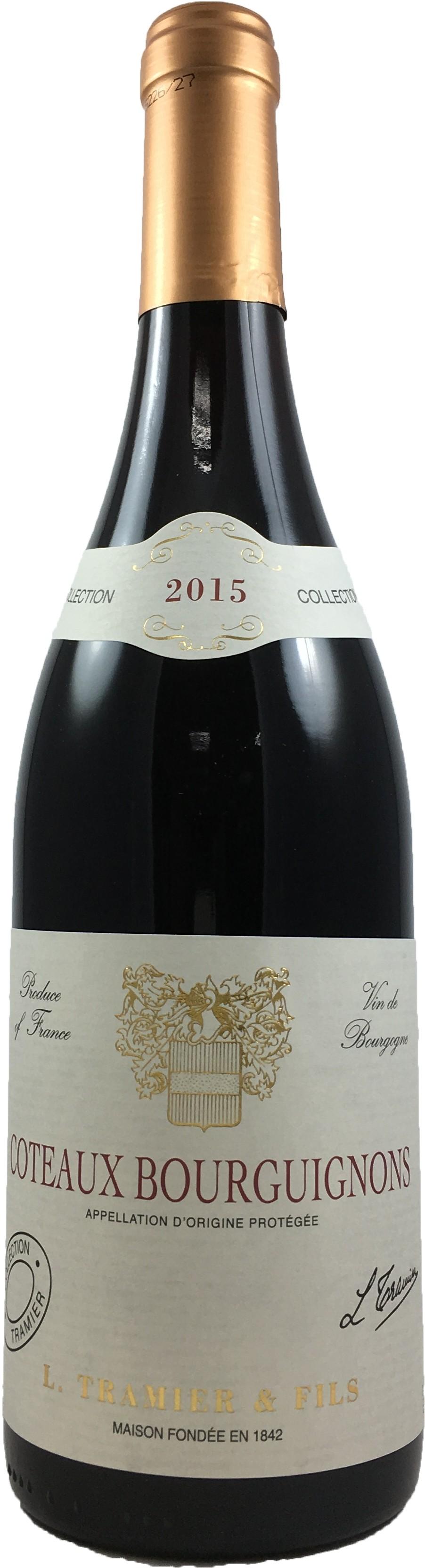 法國 勃艮地 鉈尼酒莊 勃艮地丘 AOP 2016 紅葡萄酒