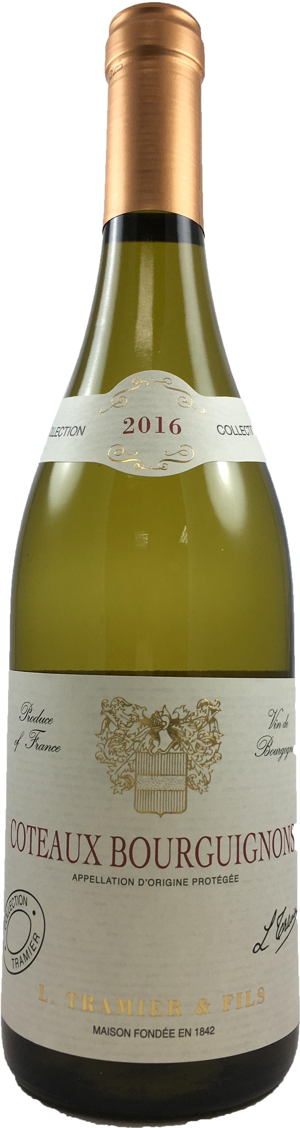 法國 勃艮地 鉈尼酒莊 勃艮地丘 AOP 2016 白葡萄酒