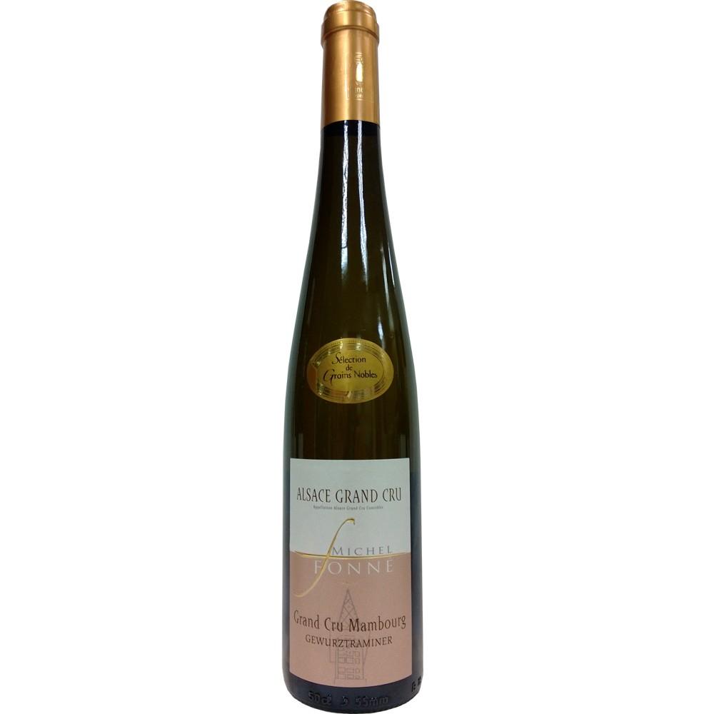 法國 阿爾薩斯 馬爾伯特級園AOC 米歇爾弗內酒莊 格烏茲塔明那 2008 貴腐甜白酒
