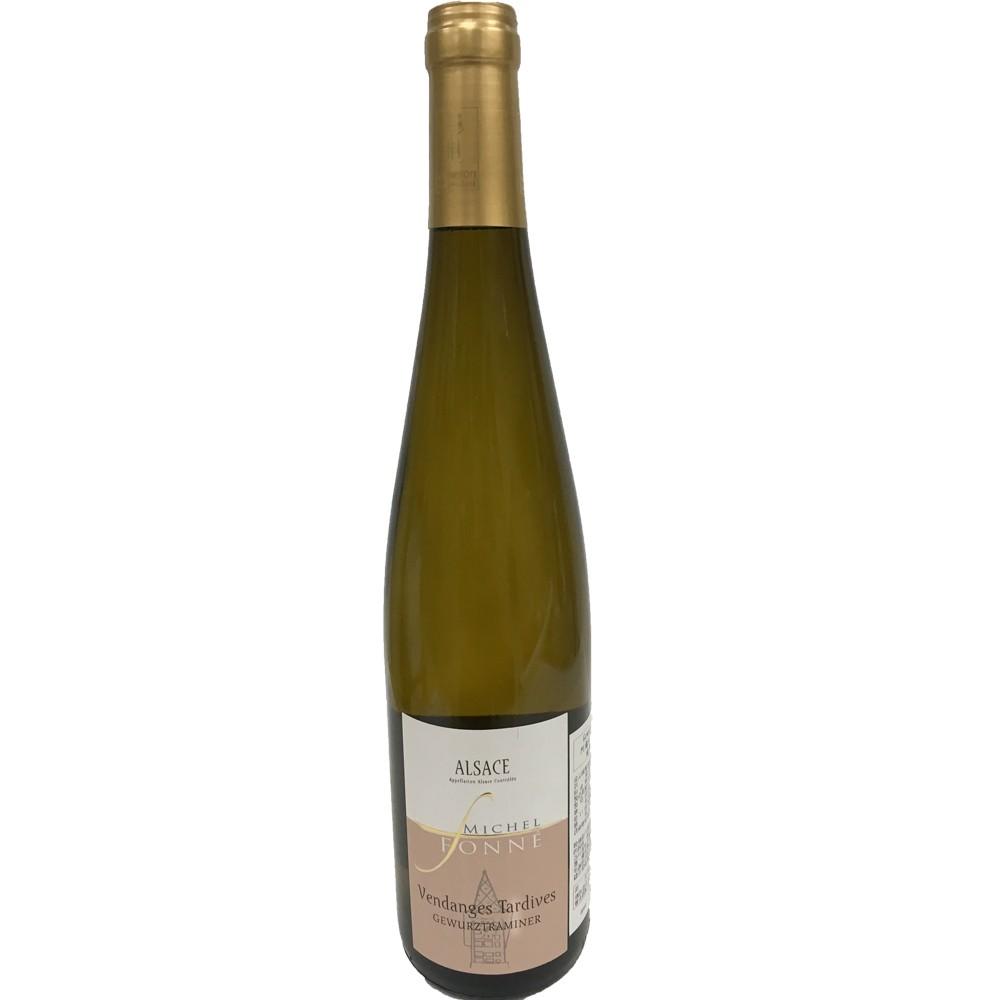 法國 阿爾薩斯 馬爾伯特級園AOC 米歇爾弗內酒莊 格烏茲塔明那 2009 晚摘甜白酒