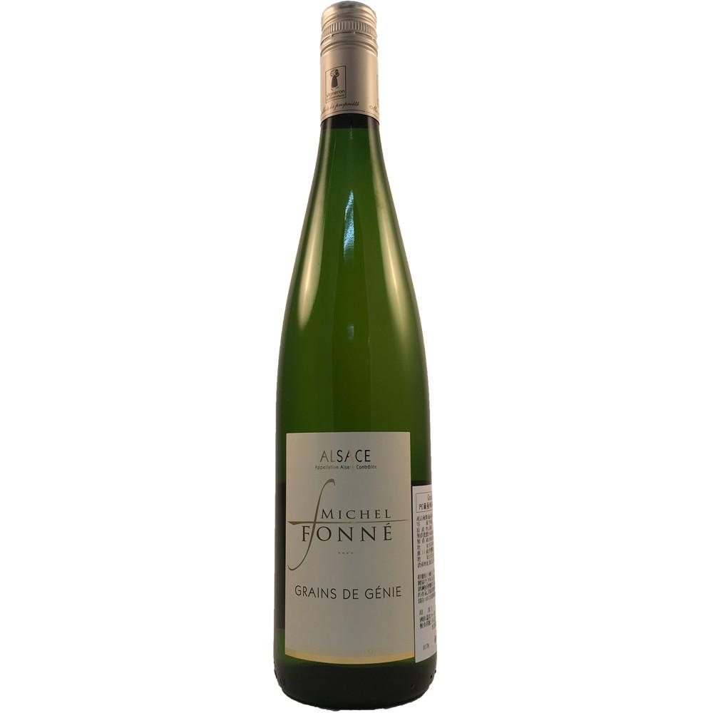 法國 阿爾薩斯AOC 米歇爾弗內酒莊 精靈仙子2018白葡萄酒