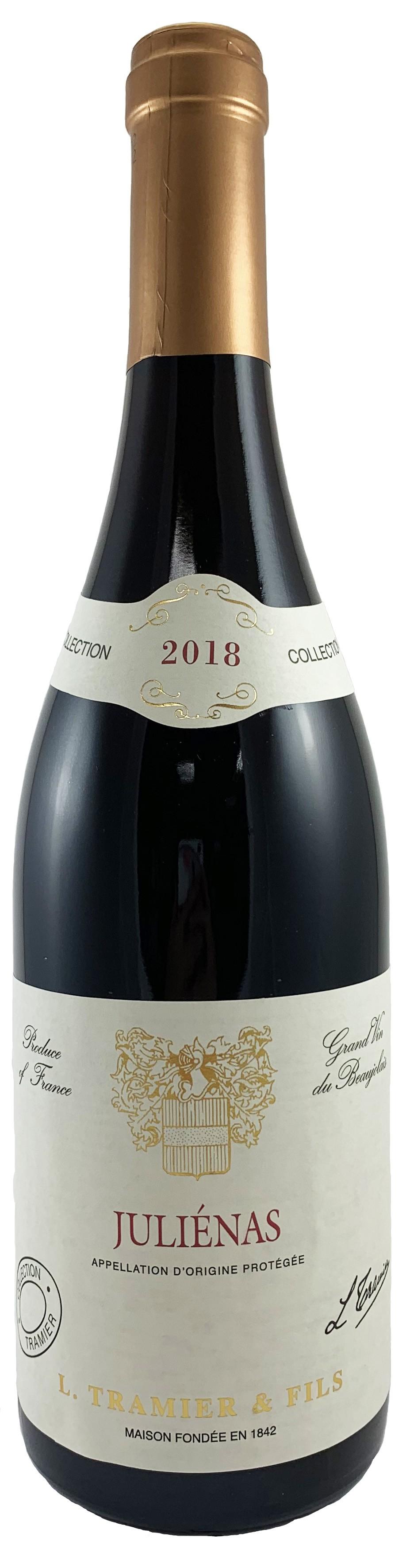 法國 鉈尼酒莊 朱麗安娜產區 特級紅葡萄酒2018