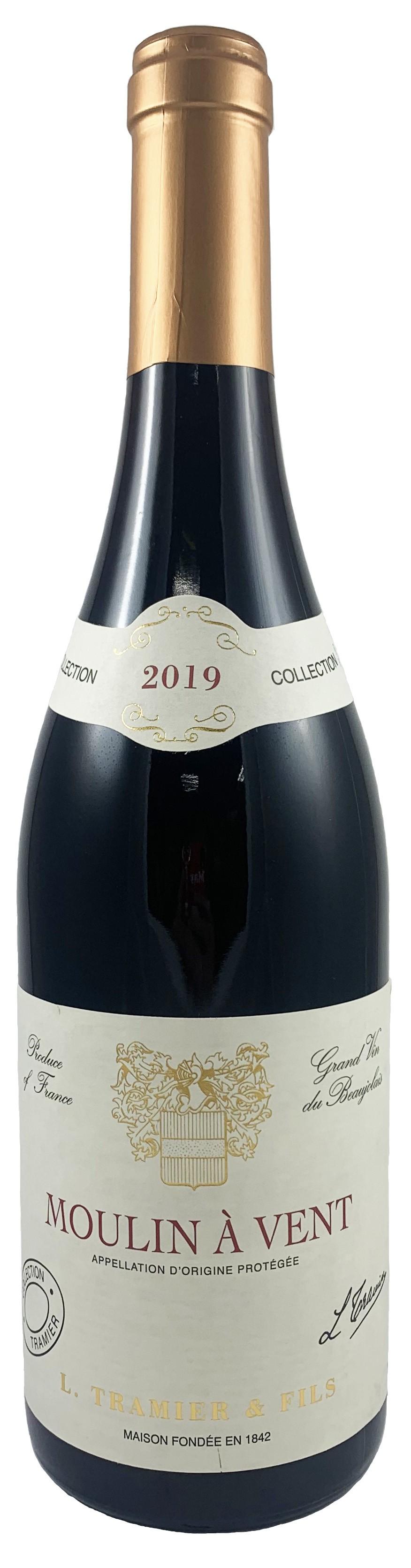 法國 鉈尼酒莊 風車產區 特級紅葡萄酒2019