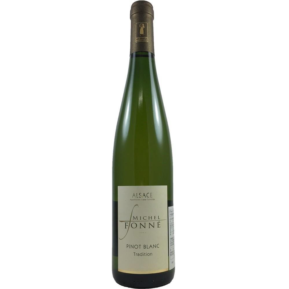 法國 阿爾薩斯AOC 米歇爾弗內酒莊 白皮諾 白葡萄酒2015
