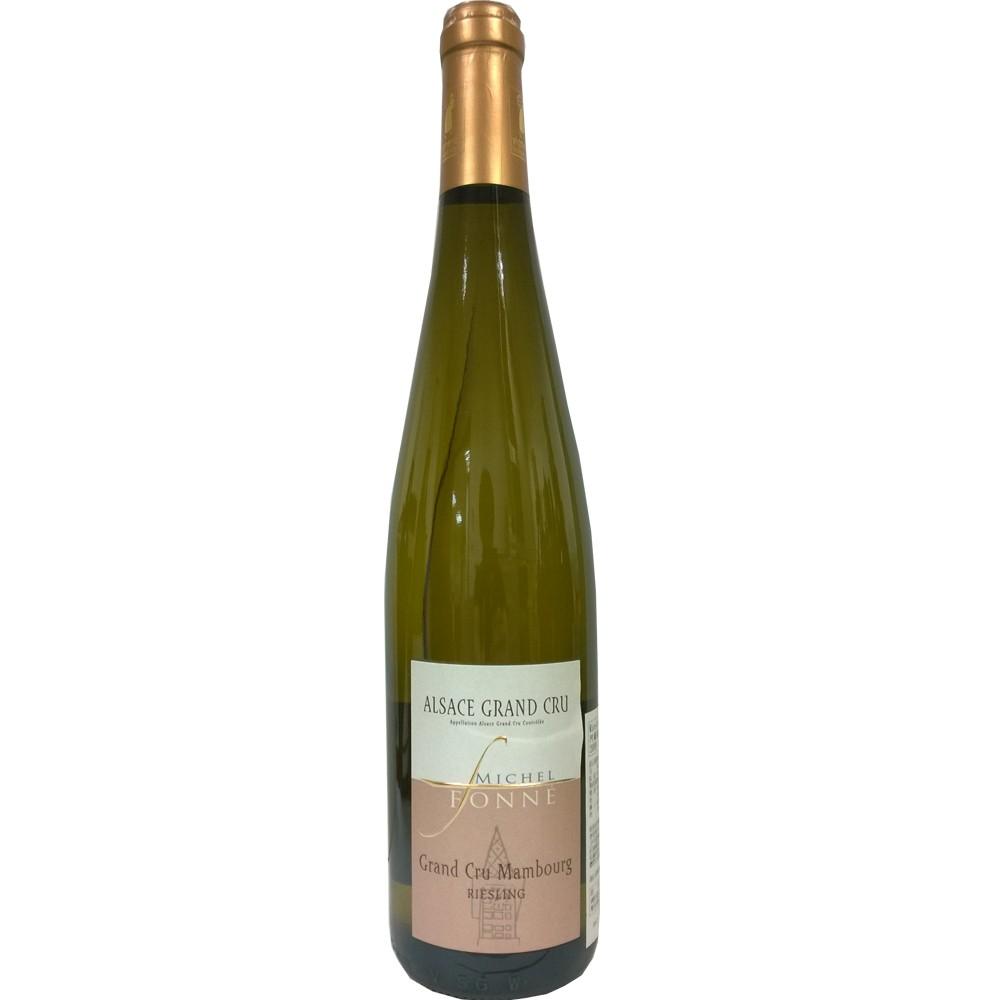法國 阿爾薩斯 馬爾伯特級園 AOC 米歇爾弗內酒莊 麗絲玲 白葡萄酒2014