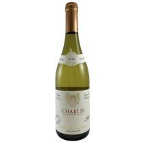法國 鉈尼酒莊 夏布利AOP 白葡萄酒2018