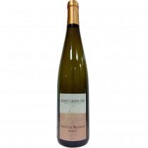 法國 阿爾薩斯 馬克瑞特級園 AOC 米歇爾弗內酒莊 蜜絲卡 白葡萄酒2015