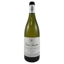 法國 隆河丘 2018  皮耶阿瑪德酒莊 滾石白葡萄酒